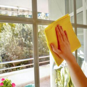 ikkunanpesu kotiin